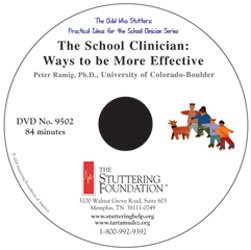 The School Clinician: Ways to be More Effective