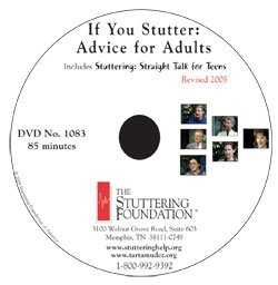 If You Stutter: Advice for Adults